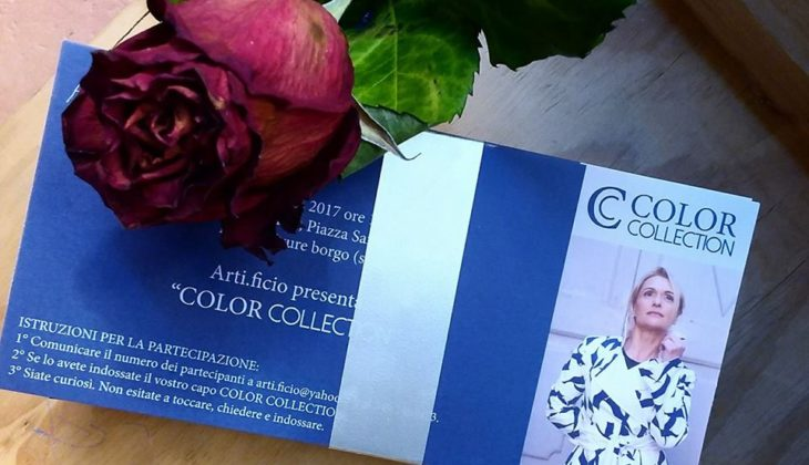 Presentazione COLOR COLLECTION